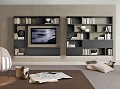 Shelving systems | Storage-Shelving | Fortepiano | Molteni. Check it out on Architonic