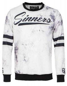 Men's Fashion | Static Multimedia - Gallery - Sinners 666 Sweater