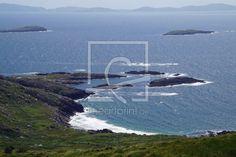 Küste von Irland Community, Rocks, Ocean, Ireland, Landscape, Nature