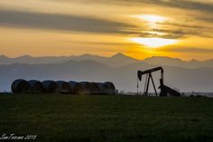 Another great sunset in Colorado's Weld County. - Oilpro.com