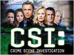 Love the original CSI crew <3