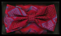 Bow Ties : HDS153BT-5 | Red