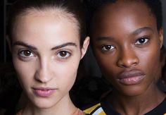 NYFW: brilho e look natural despontam entre as tendências de make - Blog da Cris…
