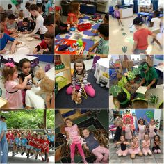 Check out all the fun we had at Creative World in March!