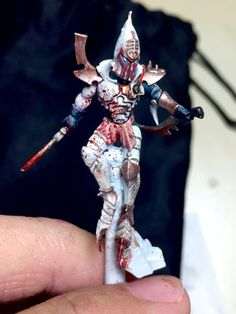 Kabal of The Ebon Fire [Updated on February 10th - I've decided on a paint scheme!] - Page 2