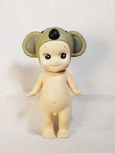 DREAM Sonny Angel Minifigures Animal Series 1 Normal Edition Koala (Grey) Baby Figure