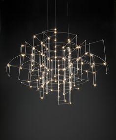 entry reception light | Quasar | Spectre Chandelier