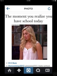 *laying on the floor crying* The Moment You Realize, In This Moment, Georgia Productions, Best Memes, Funny Memes, Funny Things, Funny Stuff, Briar Nolet, I Hate School
