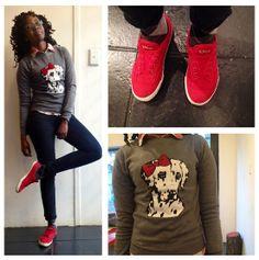 Rt Jumper, Re Skinnies, Feiyue Sneakers, Obr Shirt, Woolworths Socks, Oakley Spectacles