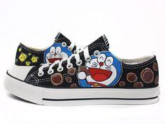 Zapatillas Doraemon ^_^ www.pimpamcreations.com