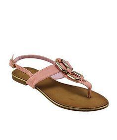 Loving this Pink Rincon Sandal on #zulily! #zulilyfinds