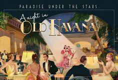 Hawaiian Vanilla Dinner - A Night In Havana