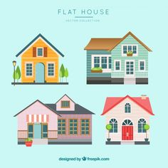 More than 3 millions free vectors, PSD, photos and free icons. Exclusive freebies and all graphic resources that you need for your projects House Clipart, House Vector, Building Illustration, House Illustration, Retro Illustration, Bohemian Apartment Decor, Posca Art, Portrait Cartoon, Shrink Art