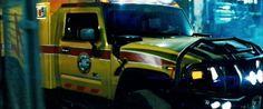 Ratchet - Emergency Hummer H2.