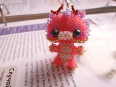 Chinese Dragon | biser.info - all about beads and beaded works