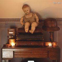 La DécoBelge - TILLY CAMBRE - - El'lefébien English Heritage, English Style, Style Anglais, English Decor, Modern Times, Interior Ideas, Scene, Rooms, Display