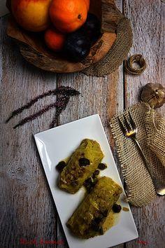 R'n'G Kitchen: Gołąbki z bulgurem i dynią