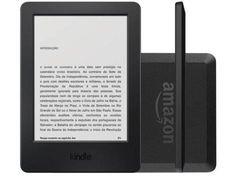 """[Luluzinha] Kindle 7ª Geração Wi-Fi 4GB Tela 6"""" R$ 199,00 em 6x"""