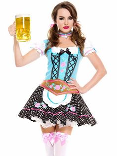 Miss Oktoberfest Costume - Spicy Lingerie offers the best selection of lingerie, swimwear, costumes & more at the lowest prices. Shop now! German Costume, Oktoberfest Costume, Shop Now, Lingerie, Costumes, Swimwear, Shopping, Dresses, Fashion