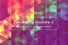 Isometry Galore 1 - Patterns
