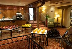 The conference foyer! Hotel Decor, Foyer, Around The Worlds, Conference, Table, Hotels, Furniture, Foyers, Desk