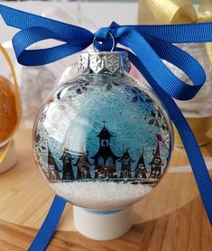 Diy Christmas Ornaments, Christmas Balls, Handmade Christmas, Lavinia Stamps, Candy Wrappers, Crackers, Cricut, Fairy, Paper Crafts