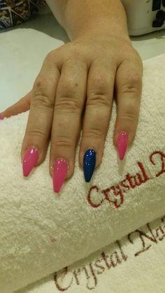 Sarah Nails, Finger Nails, Ongles, Nail, Sns Nails