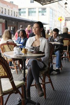 Still of Lucy Liu in Elementary
