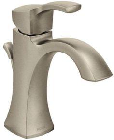 Moen 6903BN Voss One-Handle High Arc Bathroom Faucet, Brushed Nickel Moen,http://www.amazon.com/dp/B0087APZTG/ref=cm_sw_r_pi_dp_rDzGsb1BAZ24R2VF