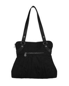 Baggallini Luggage Leather Trim Audrey Satchel, Onyx, One Size Baggallini http://www.amazon.com/dp/B0085CL9H8/ref=cm_sw_r_pi_dp_7gFfub1PSYH3V