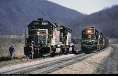 RailPictures.Net Photo: SBD 8132 Seaboard System EMD SD40-2 at Jasper, Virginia by Ron Flanary