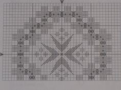 A veces apetece hacer algo sencillo y muy, muy bonito. Es bordar, contando!. Ya sabeis el bordado noruego, el hardanger, se basa en e...