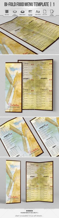 Lounge Bar Menu Template Menu templates, Bar menu and Menu - bar menu template