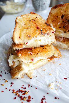 Goat Cheese Recipes, Grilled Cheese Recipes, Tomato Soup Recipes, Grilled Cheeses, Cheese Food, Cheese Plates, Savoury Recipes, Yummy Recipes, Keto Recipes