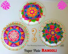 paper-plate-rangoli-craft-idea-for-kids Diwali craft ideas for kids – 37 super easy diy christmas crafts ideas for kidslaser cut ornament wooden christmas tree best and easy rangoli designs for diwali festival part 2 Diwali For Kids, India For Kids, Diwali Diy, Diwali Craft, Diwali Rangoli, Art For Kids, Easy Rangoli, Rangoli Designs, Rangoli Ideas