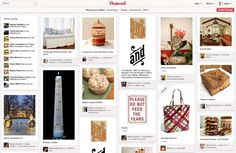 Can I pin my blog post about Pinterest on Pinterest? Yes I can. #meta. Anyway, here's a post about how some brands are starting to use Pinterest.