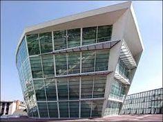 Bibliotheque Metropole du Rennes (Les Champs Libres)