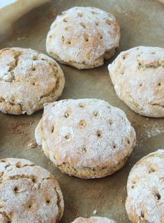 Bakpulvertekakor - Lindas Bakskola & Matskola Wine Recipes, Muffin, Vegetarian, Cookies, Breakfast, Desserts, Food, Breads, Lisa
