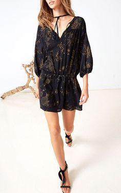 Varca Dress by ULLA JOHNSON Now Available on Moda Operandi