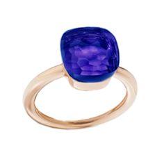Ring Sterling Silver rosè 925