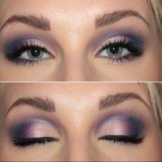 Christmas Ball eye makeup inspiration