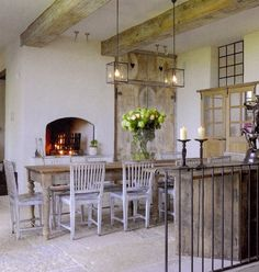 Rustic Moderne – The Art of Rustication