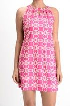 Whitney Printed Knit Dress (S,M,L)