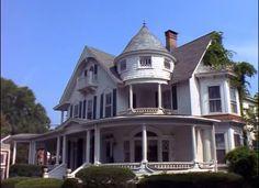 Sabrina the Teenage Witch Victorian home -- on a Sabrina kick. Sorry. I love this house!