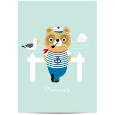 Image of NEW ! Affiche Marius