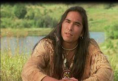 photos of Eric Schweig from The Last Of The Mohicans