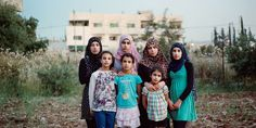 Originaires de Jordanie, d'Iran ou d'Afghanistan, ces enfants vivaient en Norvège jusqu'à ce que les autorités les renvoient dans leur pays, que certains n'avaient jamais vu…