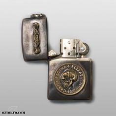 Coin Zippo | Other by STS | Online Boutique Oz Abstract Tokyo, Japan