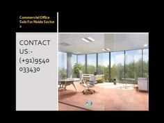Office space for sale in sector 18 Noida @9540033430