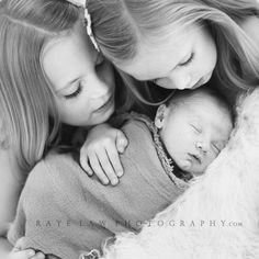 2 older Siblings with new baby pose... what are the chances I can get Stetson & Rylie Grace to sit still long enough to capture this sweetness???